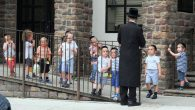 Visit any chasidic preschool in Brooklyn and you probably won't hear a single child speaking English. The Jewish Week