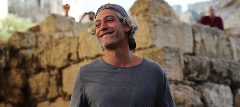 On stage in Jerusalem, Matisyahu is all about the music ...