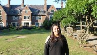 Andi Cantor, a Jewish student leader at Sarah Lawrence College.  Hannah Dreyfus/JW