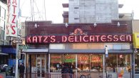 Author of new history of the N.Y. deli suggests a meaty symbolism lurks within places like Katz's. Wikimedia Commons