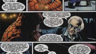 "In ""Fantastic Four,"" the Thing and his friend discuss forgiveness and Yom Kippur. Marvel Comics"