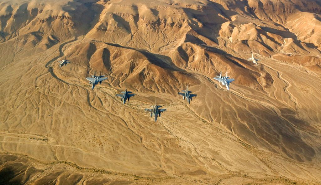 Israel hosts its largest-ever international air force exercise