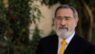 Rabbi Jonathan Sacks (Crédit : Autorisation Core18)