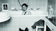 USE AS MAIN Lee Miller in Hitler's bathtub, Hitler's apartment, Munich, Germany 1945 By Lee Miller with David E. Scherman