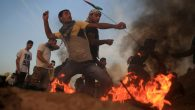 The outbreak of violence between Palestinians, Israeli forces and Jewish settlers in recent weeks has worsened in October. Getty