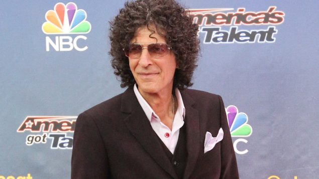 "Howard Stern attending an ""America's Got Talent"" taping at Radio City Music Hall in New York City on Aug. 11, 2015. JTA"