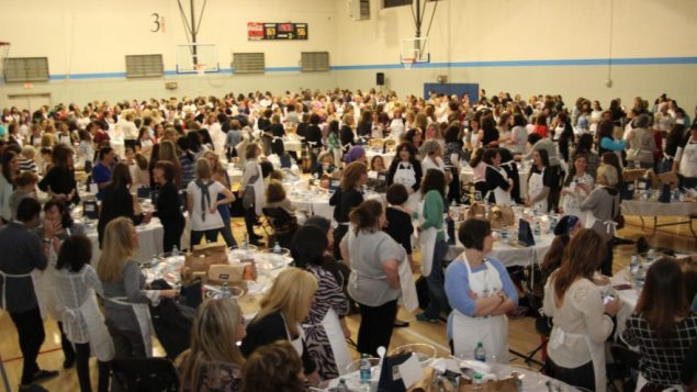 Making Challah With 600 Friends, Old and New 1