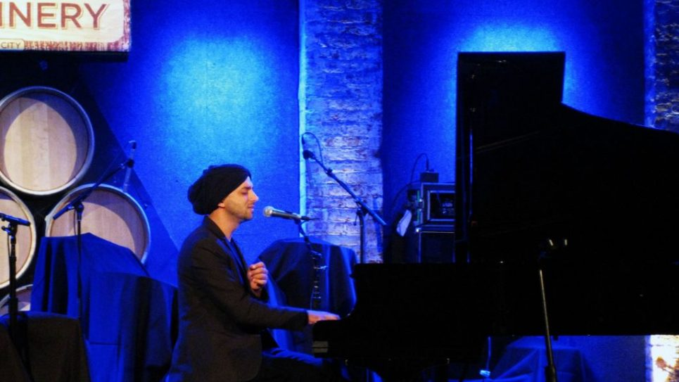 Idan Raichel. Courtesy City Winery