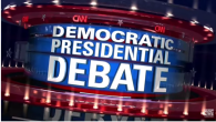 SNL did a cold open on the Democratic debate. JTA