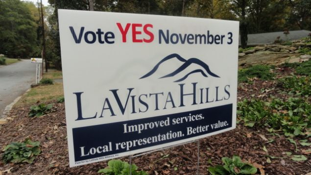 Toco Hills' Cityhood a Week From Decision 1