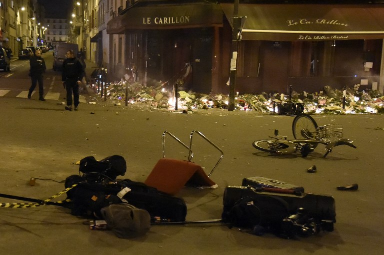 French authorities name two more paris suicide bombers - Le comptoir du petit marguery paris 13 ...