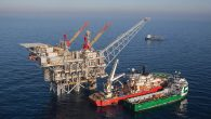 Monopoly in the making? One of Israel's offshore natural gas fields. Getty Images