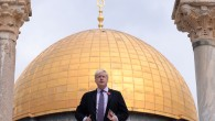 Boris Johnson visit to Israel - Day Three