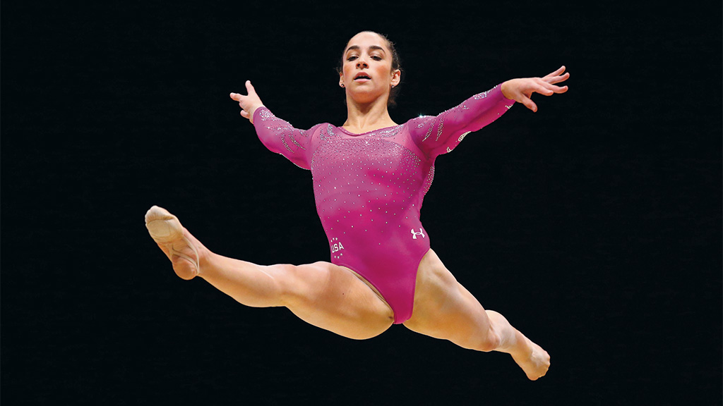 Aly Raisman Has Her Eyes On Rio The Jewish Standard