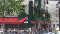 Chez Marianne in the Le Marais district of Paris.  Wikimedia Commons
