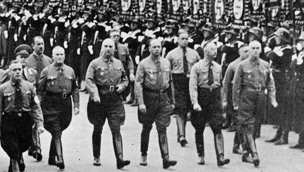 the nazi regime in germany In nazi germany in september 1935, there were a few christians in the protestant confessing church who demanded that their church take a public stand in defense of the jews their efforts, however, were overruled by church leaders who wanted to avoid any conflict with the nazi regime.