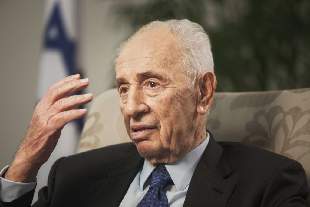 Israel's Netanyahu expresses grief at death of Shimon Peres