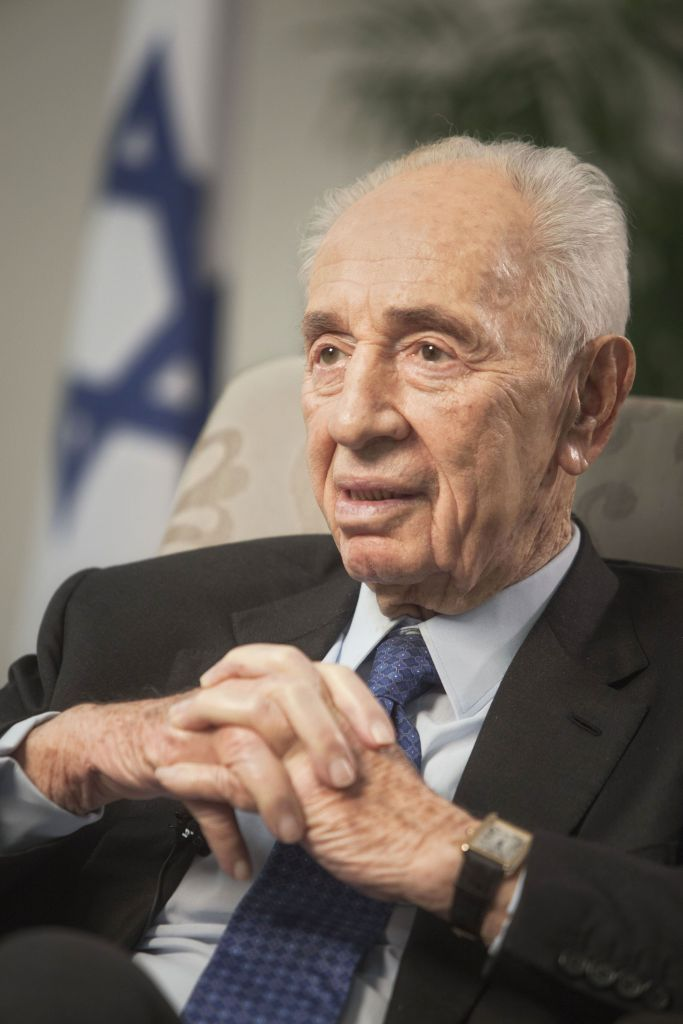 Peres: Netanyahu was never sincere about two-state ...