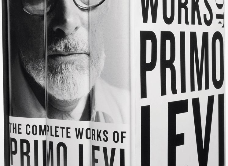 """The massive """"The Complete Works of Primo Levi"""" clocks in at 2,900 pages. Gianni Giansanti"""