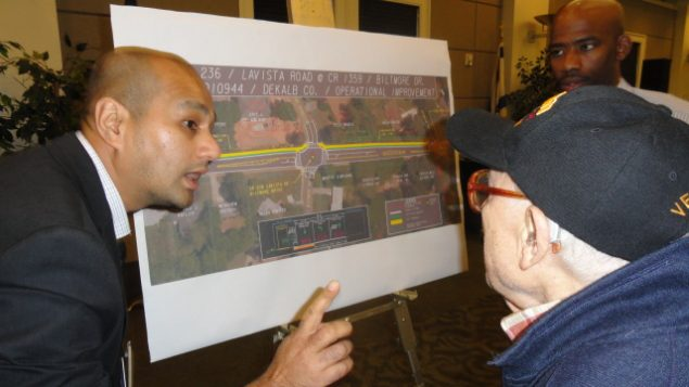 GDOT Pitches Project for LaVista at Biltmore 1