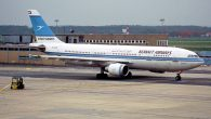 Kuwait Airways Airbus A300. Wikimedia Commons