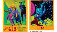 Archie Rand, an artist who has a book coming out with a painting for each of the 613 Jewish commandments. JTA