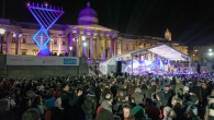 Chanukah in the square