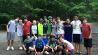 2015 Campers at Ramah Darom. Courtesy of Ramah Darom