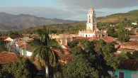 The colonial city of Trinidad, Cuba. Wikimedia Commons