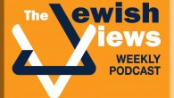4 Jewish Views Logo with Podcast