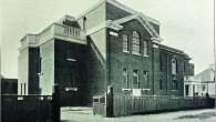 Exterior, Golders Green Synagogue, 1927