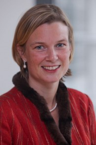 Katharina von Schnurbein, the EU's new coordinator for efforts to combat anti-Semitism (courtesy EU Commission)