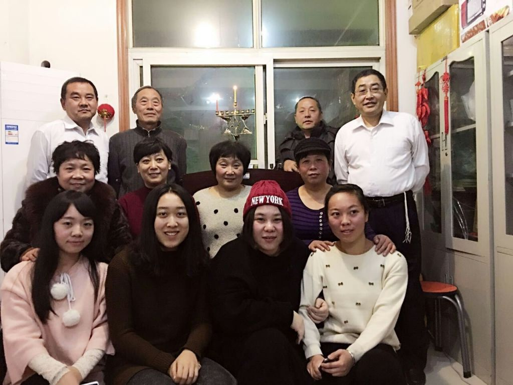 chinese descendants of jews celebrate hanukkah the times