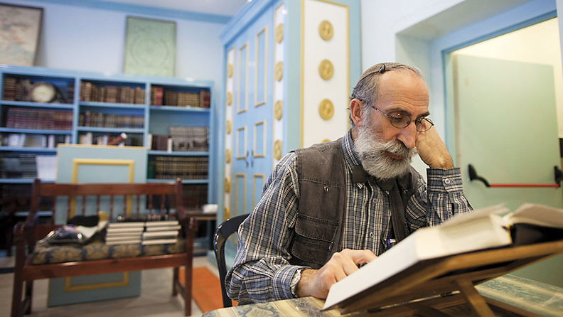 The percentage of Jews who said religion is important to them has risen from 31 percent to 35 percent since 2007, the Pew Research Center found. (Lior Mizrahi/Getty Images)