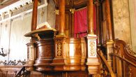 Torah ark. Via wikipedia.org