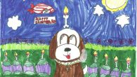 Chanukah Art Submissions 10 to 15 3