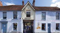 The Roald Dahl Museum in Great Missenden. Photos courtesy of Dahl Museum