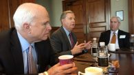 McCain, Graham Show Support for Israel 2