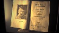 New annotated edition of Adolph Hitler's manifesto, Mein Kampf will be reprinted in Germany in January. Via flickr.com