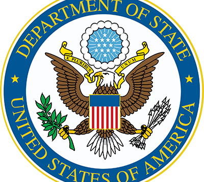 Seal of the United States Department of State. Via wikimedia.org