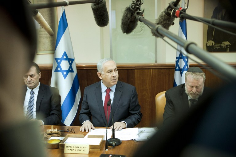 Israel to monitor Iran on nuclear weapons: Netanyahu