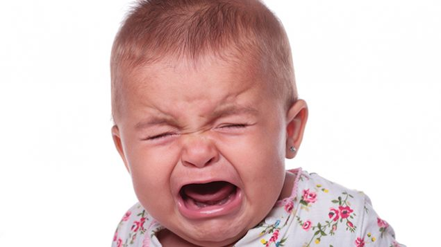 Baby Chaya is angry her name is so common. Fotolia