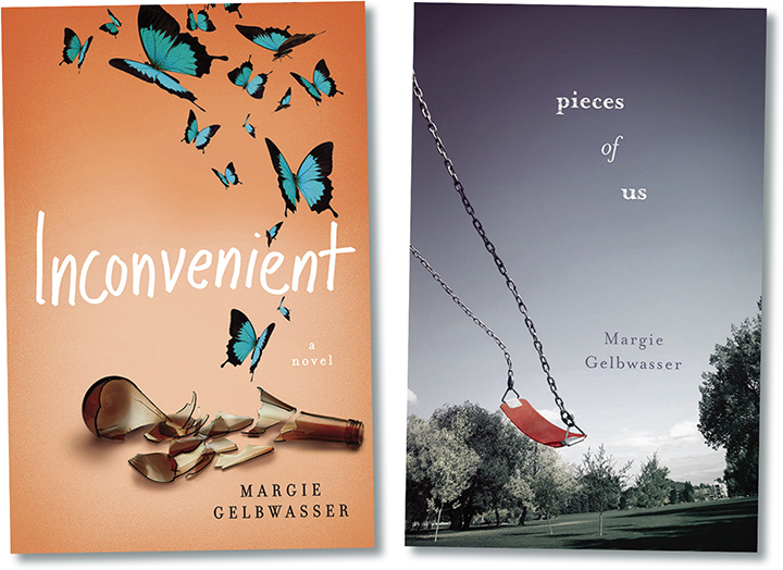 Margie's first two young adult novels