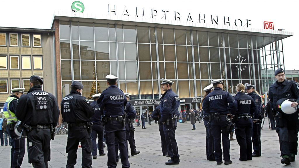 Germany IDs New Year attack suspects
