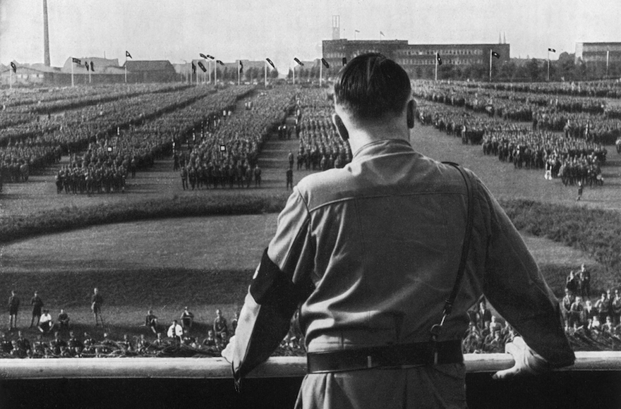 The road of adolf hitler to power in germany