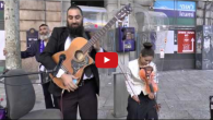 Rabbi Tomer and the Gypsy Lady