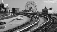 Tracks Lead to Coney Island
