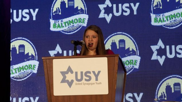 Grey Completes Year of Effecting Change at USY 2