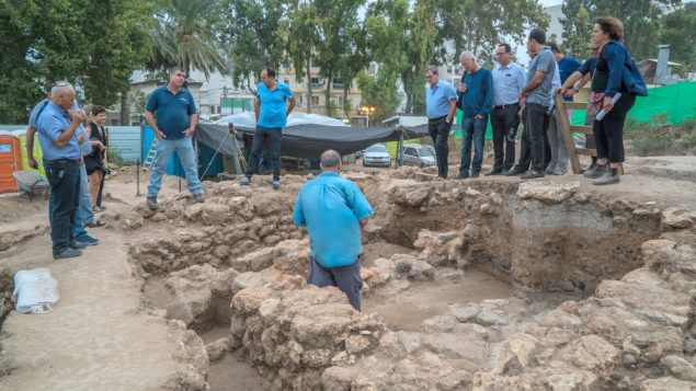 High-Rise to Keep Canaanite Citadel 2