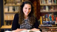 """Lila Kagedan is the first Yeshivat Maharat graduate to go by the title """"rabbi."""" JTA"""
